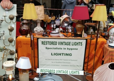 Restored Vintage Lights